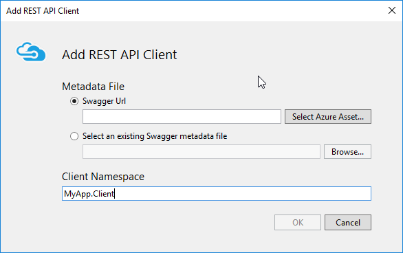 Add REST Client