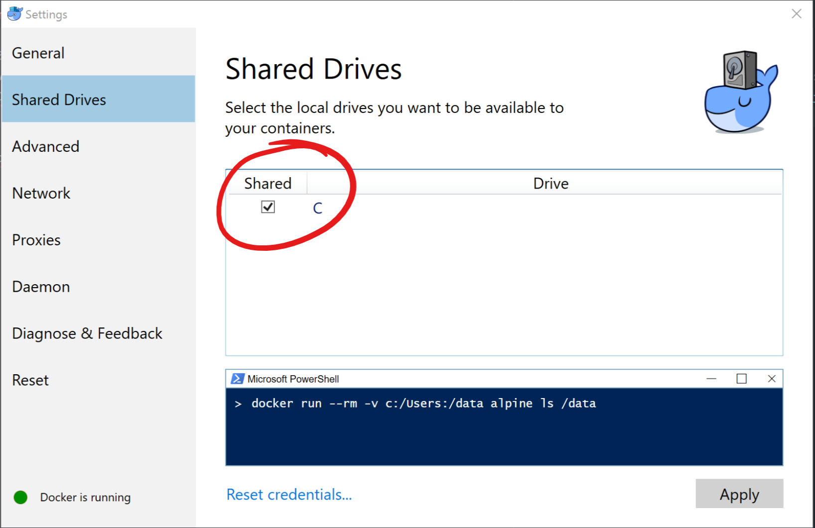 Shared Drives